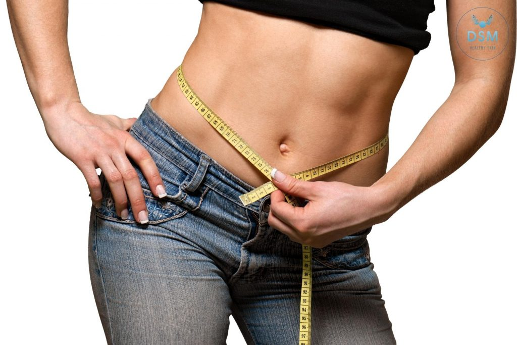 Can you get rid of stomach overhang without surgery?