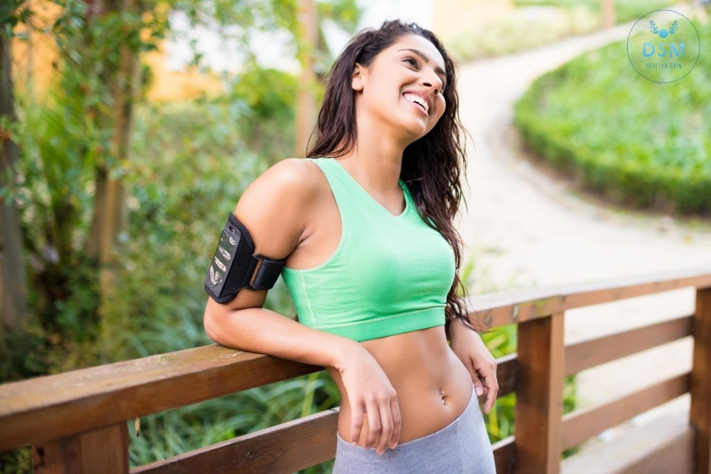 Does EMSculpt enhance metabolic process?