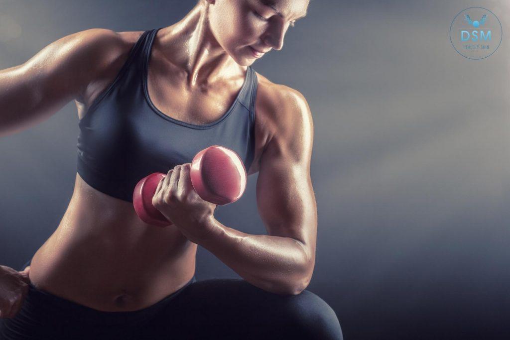 Does EMSculpt get rid of tummy fat?