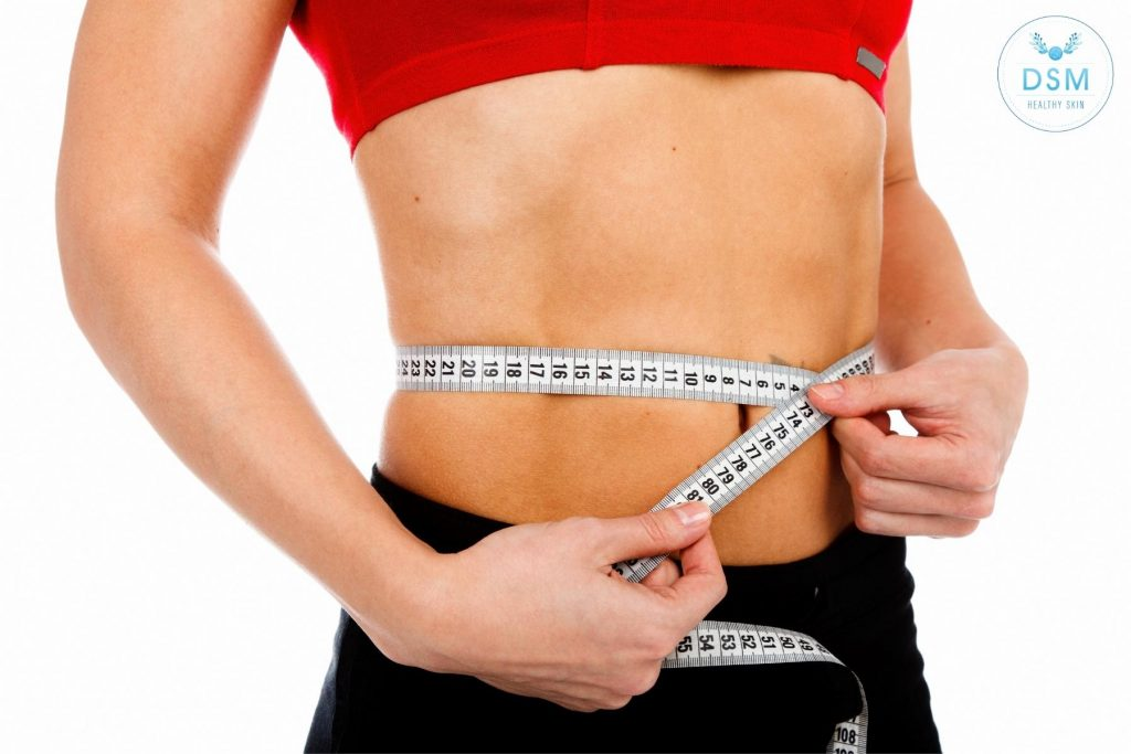 How can I get rid of my tummy apron without surgical treatment? - dsmhealthyskin.com