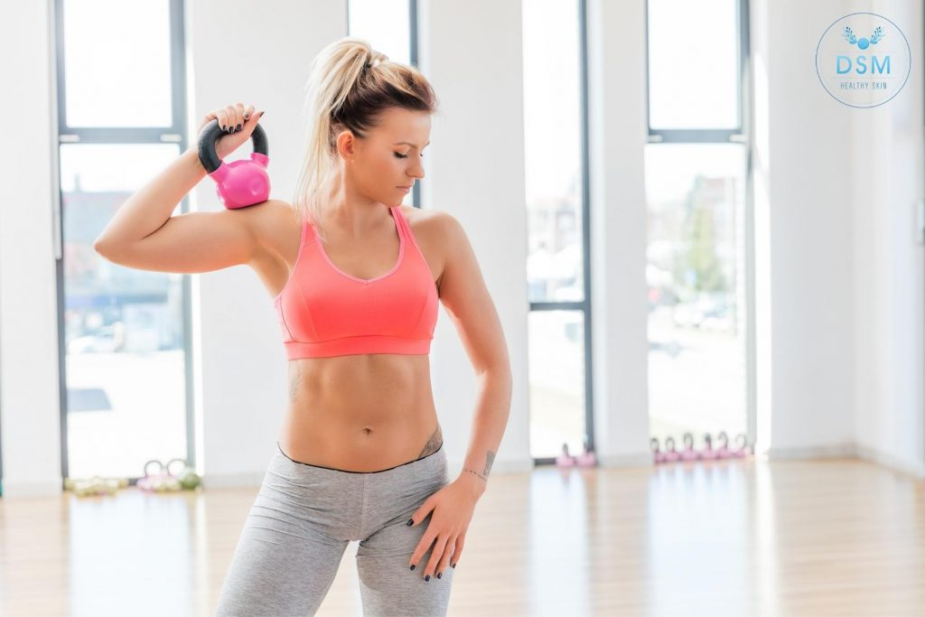 Just how can I tighten my tummy skin at home? - dsmhealthyskin.com
