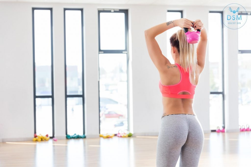 What can you not do after body sculpting? - DSM Healthy Skin